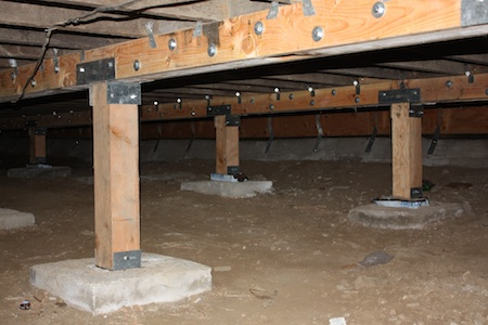 Seismic upgrading faq for Crawl space excavation cost